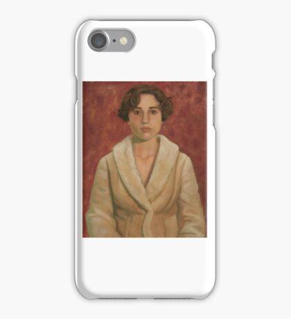 In a Sheep Skin Coat iPhone Case/Skin
