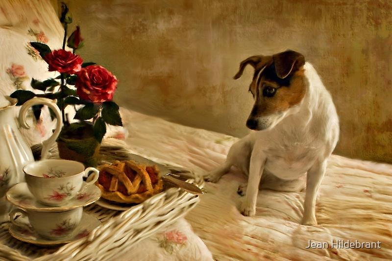 Bon Appetit II by Jean Hildebrant