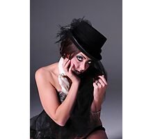 Livery Maid Photographic Print