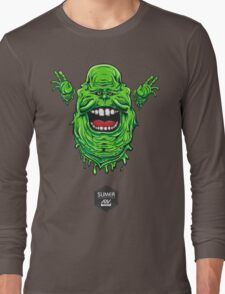 Slimer Long Sleeve T-Shirt