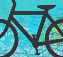 Bike Ohio Sticker