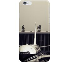 OLD SHANGHAI - Pudong International iPhone Case/Skin