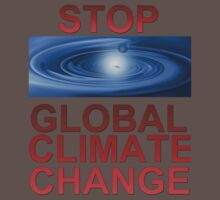 Stop Global Climate Change by PASSIONATE PLANET