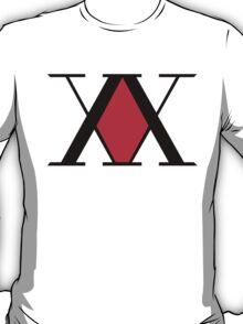 Hunter X Hunter HxH Hunter Association Logo Anime Cosplay T Shirt T-Shirt