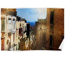 Naples (Napoli) Poster