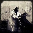 OLD SHANGHAI - My Barber, My Friend by Vanessa Sam