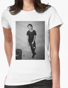 matty healy - 1  Womens Fitted T-Shirt