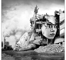 Human DK by Paula  Rosa