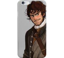 Outlander's Jamie iPhone Case/Skin