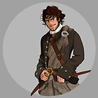 Outlander's Jamie by Lifeanimated