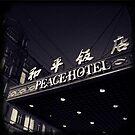 OLD SHANGHAI - Peace Hotel by Vanessa Sam
