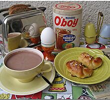 Breakfast nostalgia by Paola Svensson