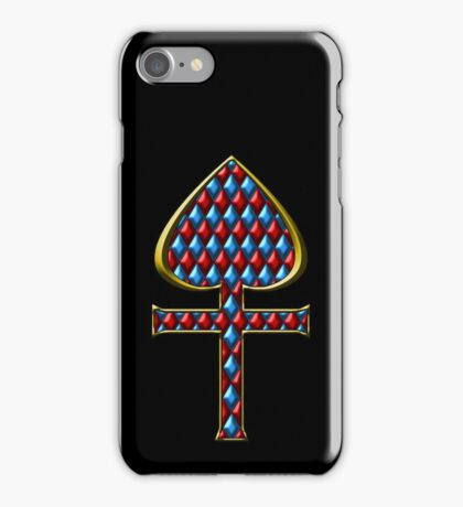 Carnival Crafted Gold iPhone Case/Skin