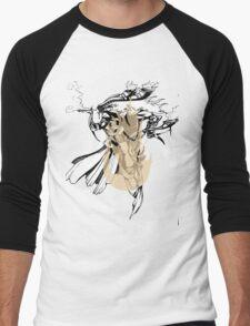 Ifrit Men's Baseball ¾ T-Shirt
