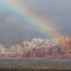 Turtle Peak Rainbow by richpilot35