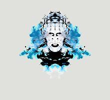 Rorschach Pinhead (Hellraiser) Unisex T-Shirt