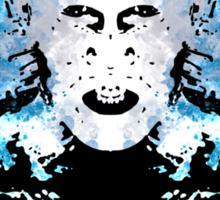 Rorschach Pinhead (Hellraiser) Sticker