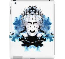 Rorschach Pinhead (Hellraiser) iPad Case/Skin