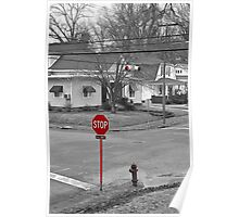 All Way Stop Poster