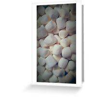 Vintage Marshmallow Greeting Card