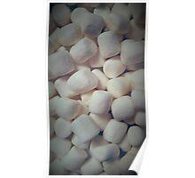 Vintage Marshmallow Poster