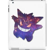 Galaxy Gengar iPad Case/Skin
