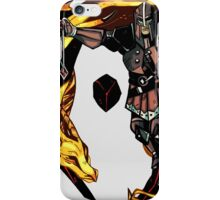 With Akatosh iPhone Case/Skin