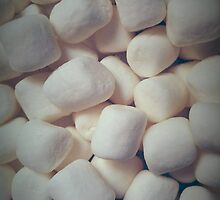 Vintage Marshmallow by Photoclay