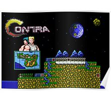 Contra Poster