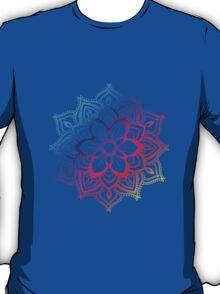 Warm Mandala T-Shirt