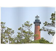 Corolla Lighthouse Poster