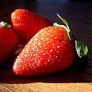 Stawberries by Johnny Furlotte