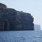 Stunning Headlands, Gozo by DeborahDinah