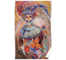 My little fairy Malvina Poster