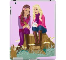 Fashion Girls iPad Case/Skin