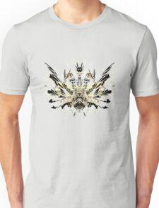 Rorschach King Gihdorah Unisex T-Shirt