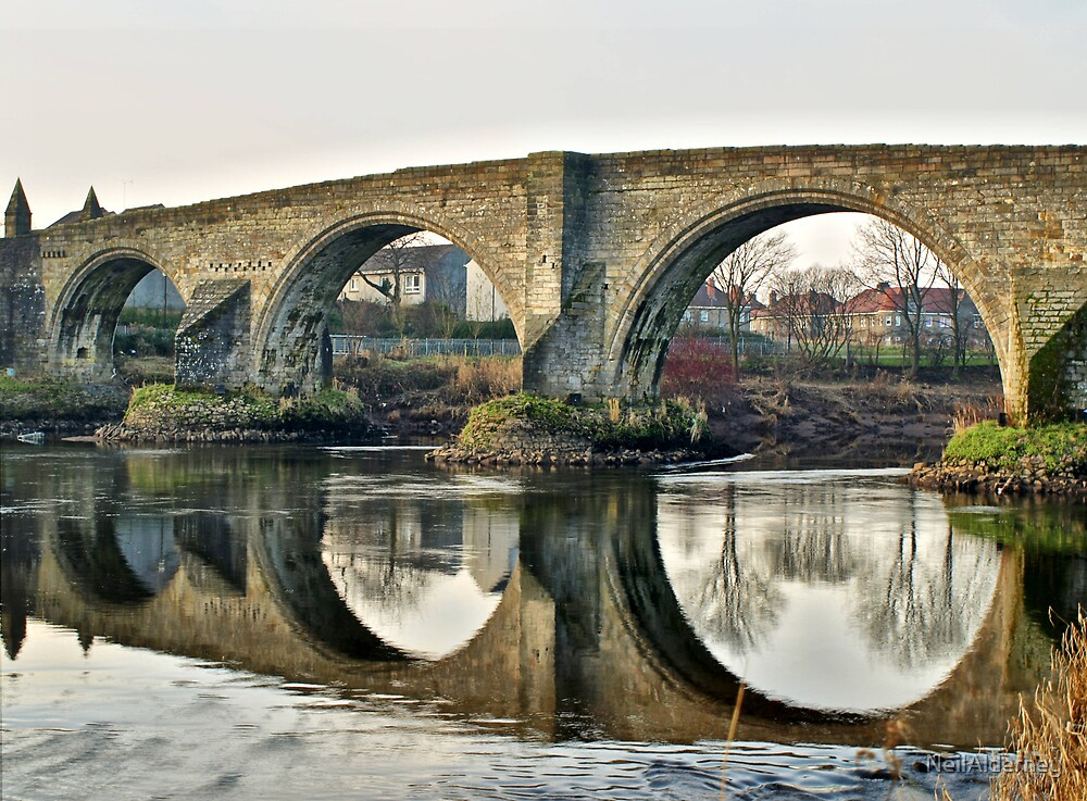 Stirling Bridge - Scotland by NeilAlderney