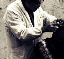 OLD SHANGHAI - My Barber, My Friend Sticker