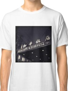 OLD SHANGHAI - Peace Hotel Classic T-Shirt