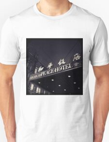 OLD SHANGHAI - Peace Hotel T-Shirt