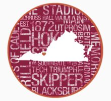 Virginia Tech State  by jaylajones