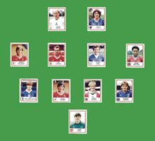 1984 Football Sticker Team (Got, got, got, got, NEED!) by caymanlogic