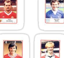 1984 Football Sticker Team (Got, got, got, got, NEED!) Sticker