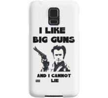 Big Guns Samsung Galaxy Case/Skin