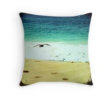 BEACH BLISS - Soaring Throw Pillow