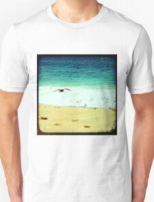 BEACH BLISS - Soaring Unisex T-Shirt