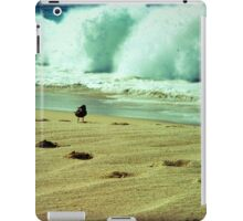 BEACH BLISS - Calmness in the Storm iPad Case/Skin