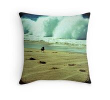 BEACH BLISS - Calmness in the Storm Throw Pillow