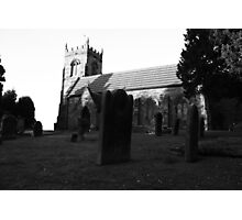 Church Bells Photographic Print