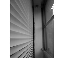 Blinds... Photographic Print